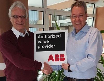GESAT ist ABB authorized value provider